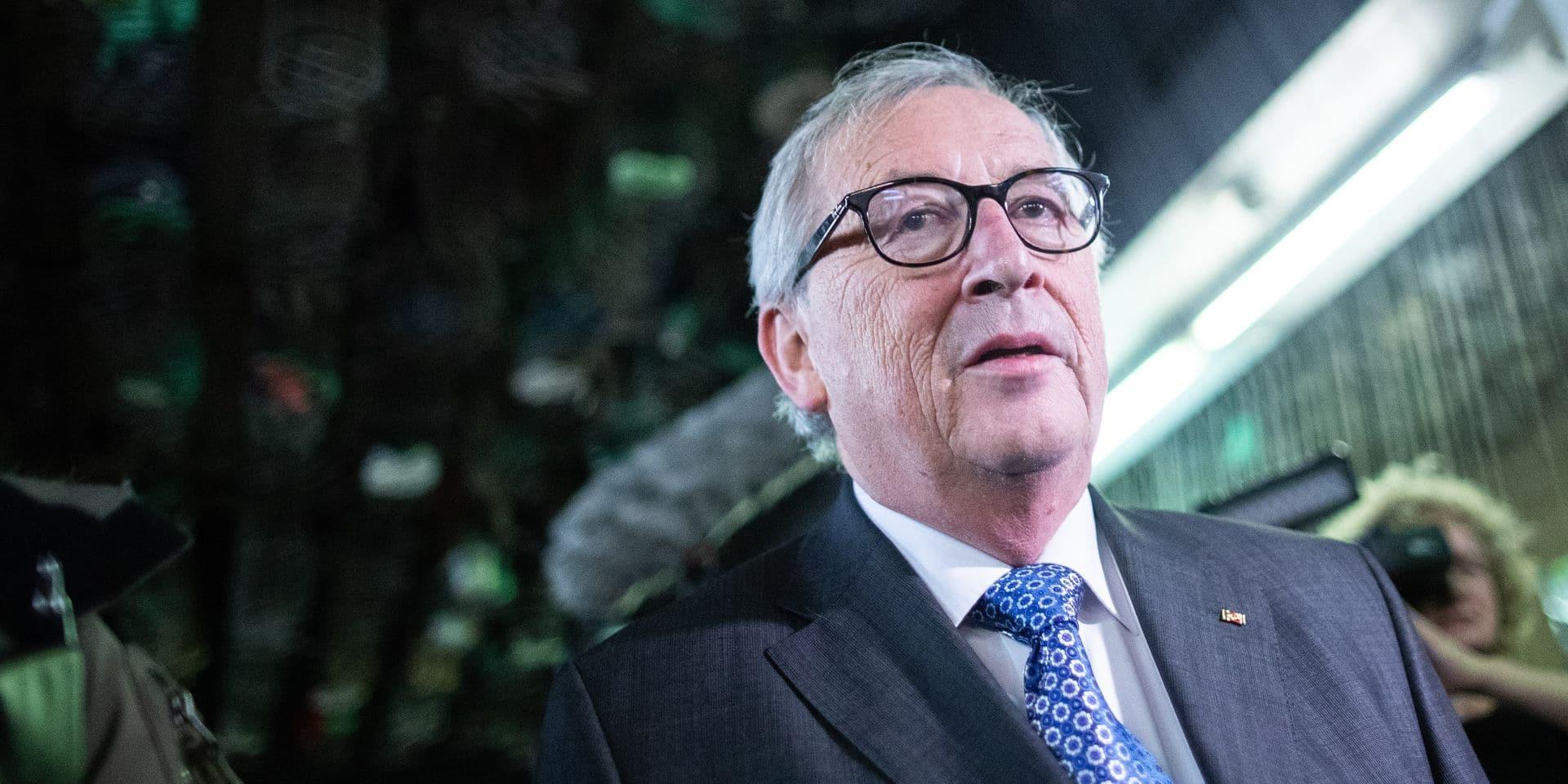 Frontières extérieures de l'UE: Juncker accuse les Etats membres d'hypocrisie abyssale