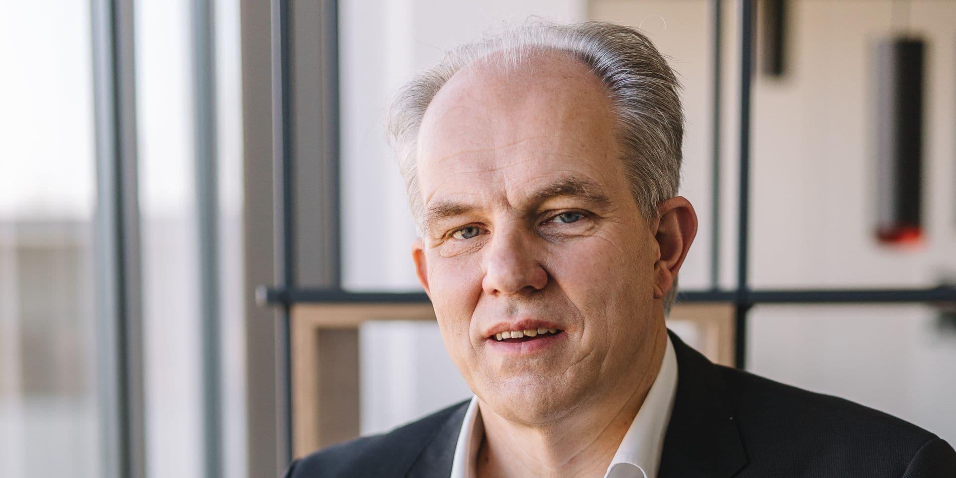Philippe Chevalier, président et premier actionnaire de N-Side, dont plus de la moitié des entreprises du top 20 mondial de l'industrie pharmaceutique utilise les algorithmes d'optimisation.