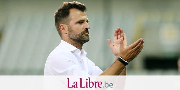 Club Brugge's head coach Ivan Leko celebrates after winning a soccer game between Club Brugge and Standard de Liege, the supercup match between the respective champion of the Jupiler Pro League and the Belgian cup winner, Sunday 22 July 2018, in Brugge. BELGA PHOTO VIRGINIE LEFOUR