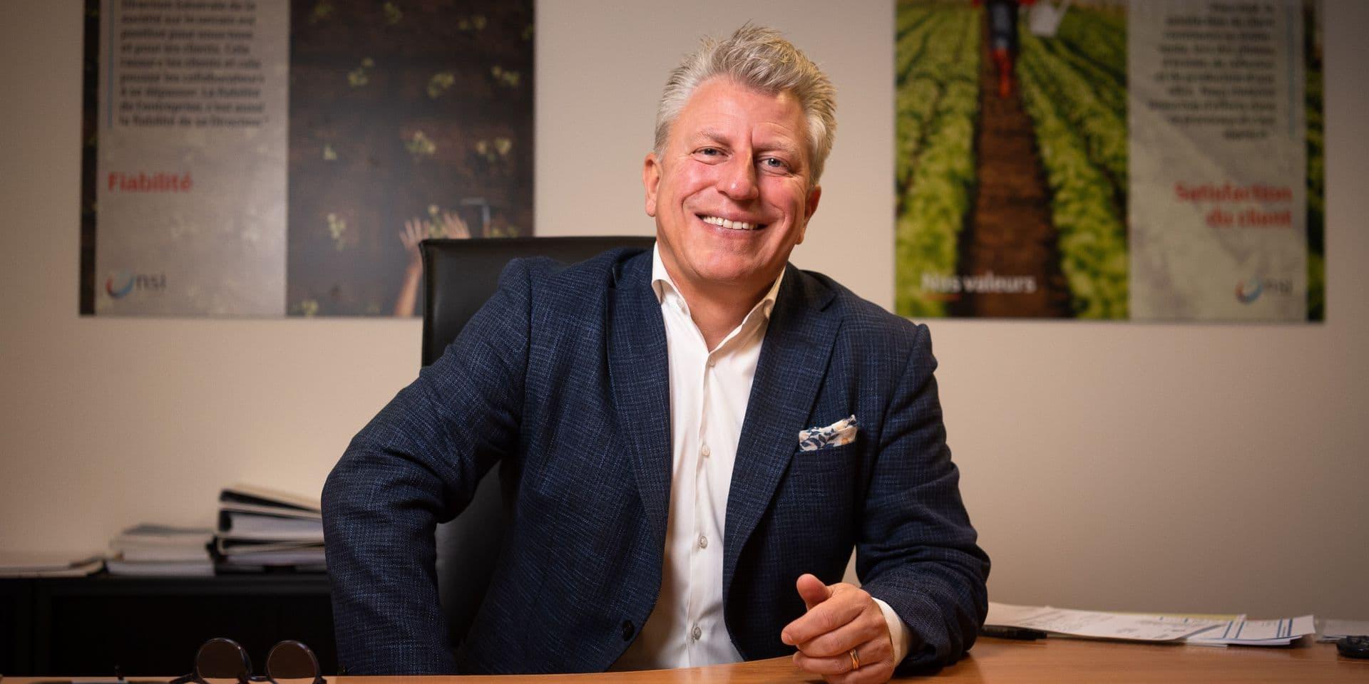 Manuel Pallage, 54 ans, occupait le poste de directeur général au sein de NSI depuis 2010.