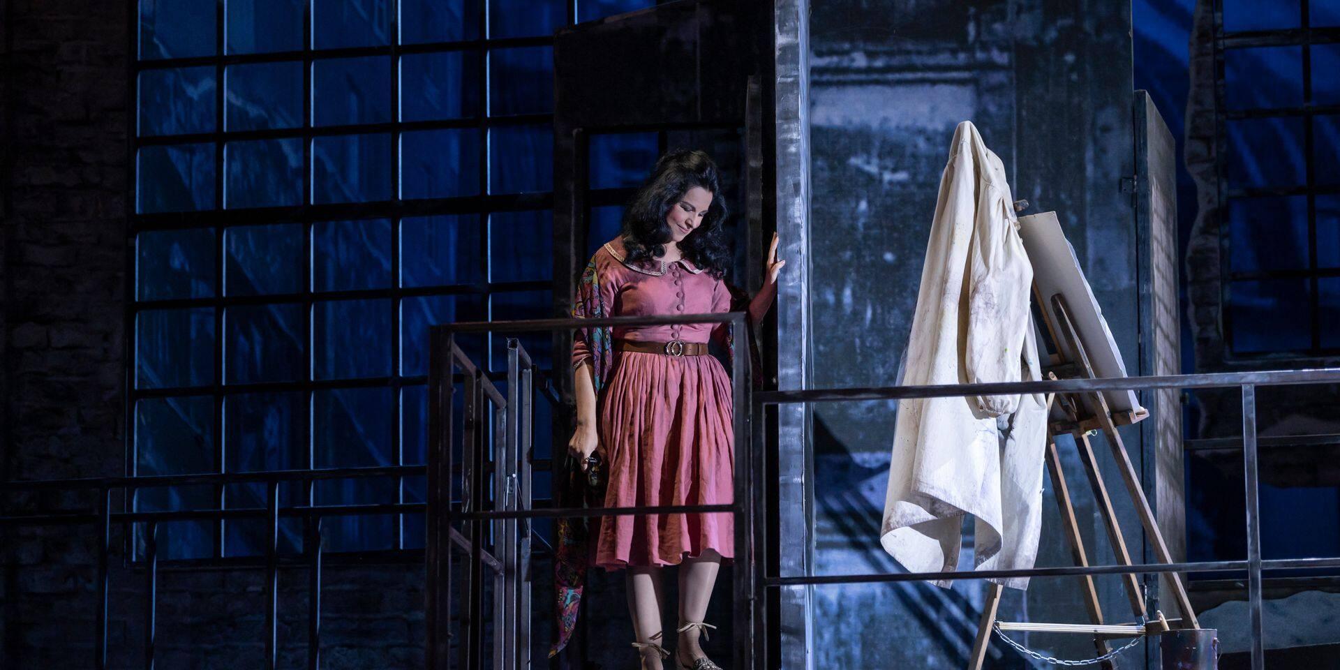 Premier opéra du monde d'après à l'Opéra royal de Wallonie