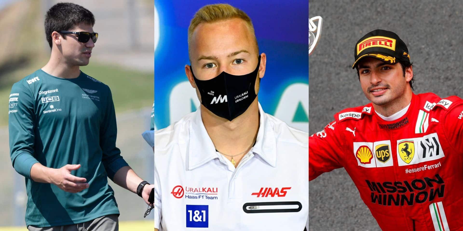 Qui sont les fils de milliardaires visés par Lewis Hamilton?