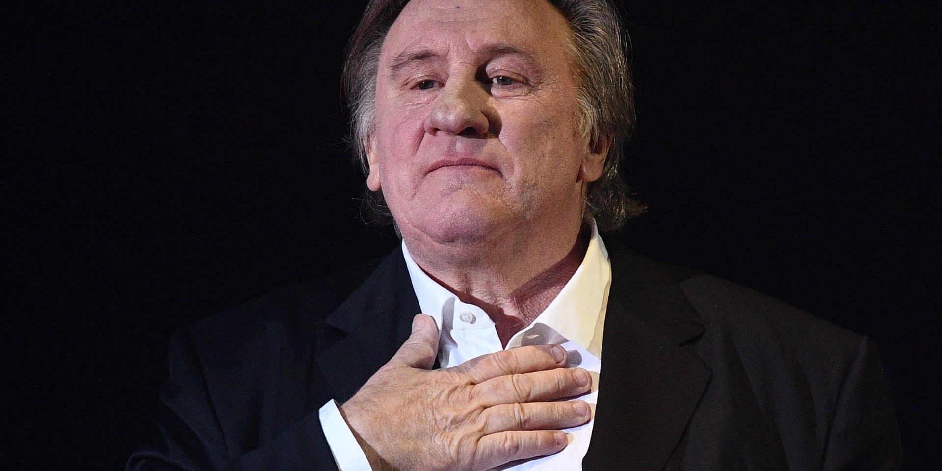 Enquête pour viols et agressions sexuelles: Depardieu entendu en audition libre
