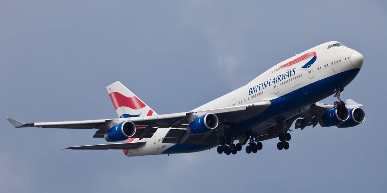 "L'adieu aux ""Jumbo Jets"": British Airways retire le 747 de sa flotte"