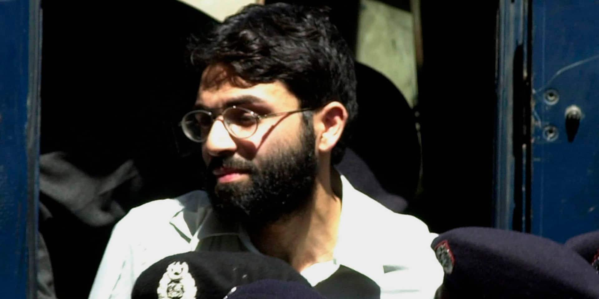 Journaliste américain kidnappé et décapité à Karachi en 2002: la justice pakistanaise ordonne la libération de l'homme condamné