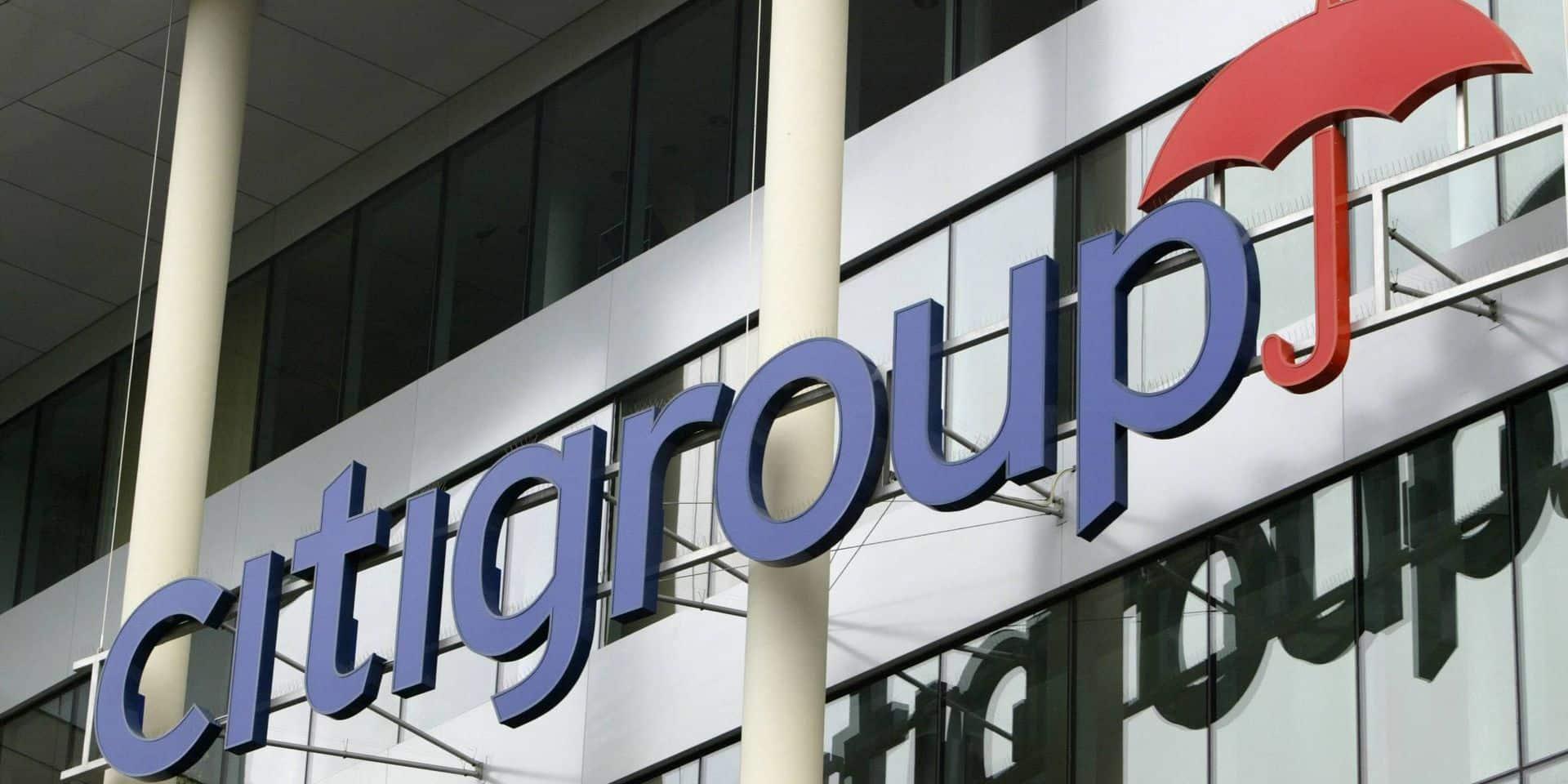 La banque Citigroup verse 900 millions de dollars... par erreur