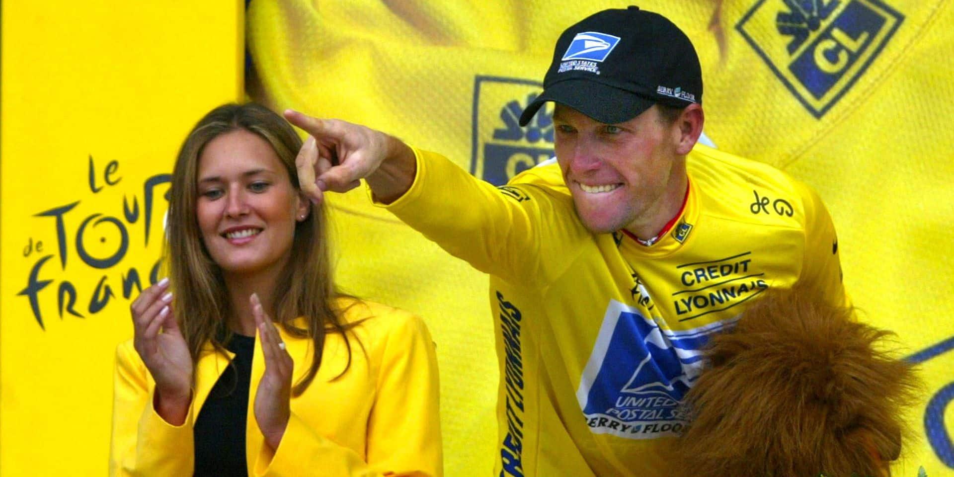 """Un ancien responsable de la lutte contre le dopage se lâche sur Armstrong: """"La conviction qu'il avait un moteur dans le vélo"""""""