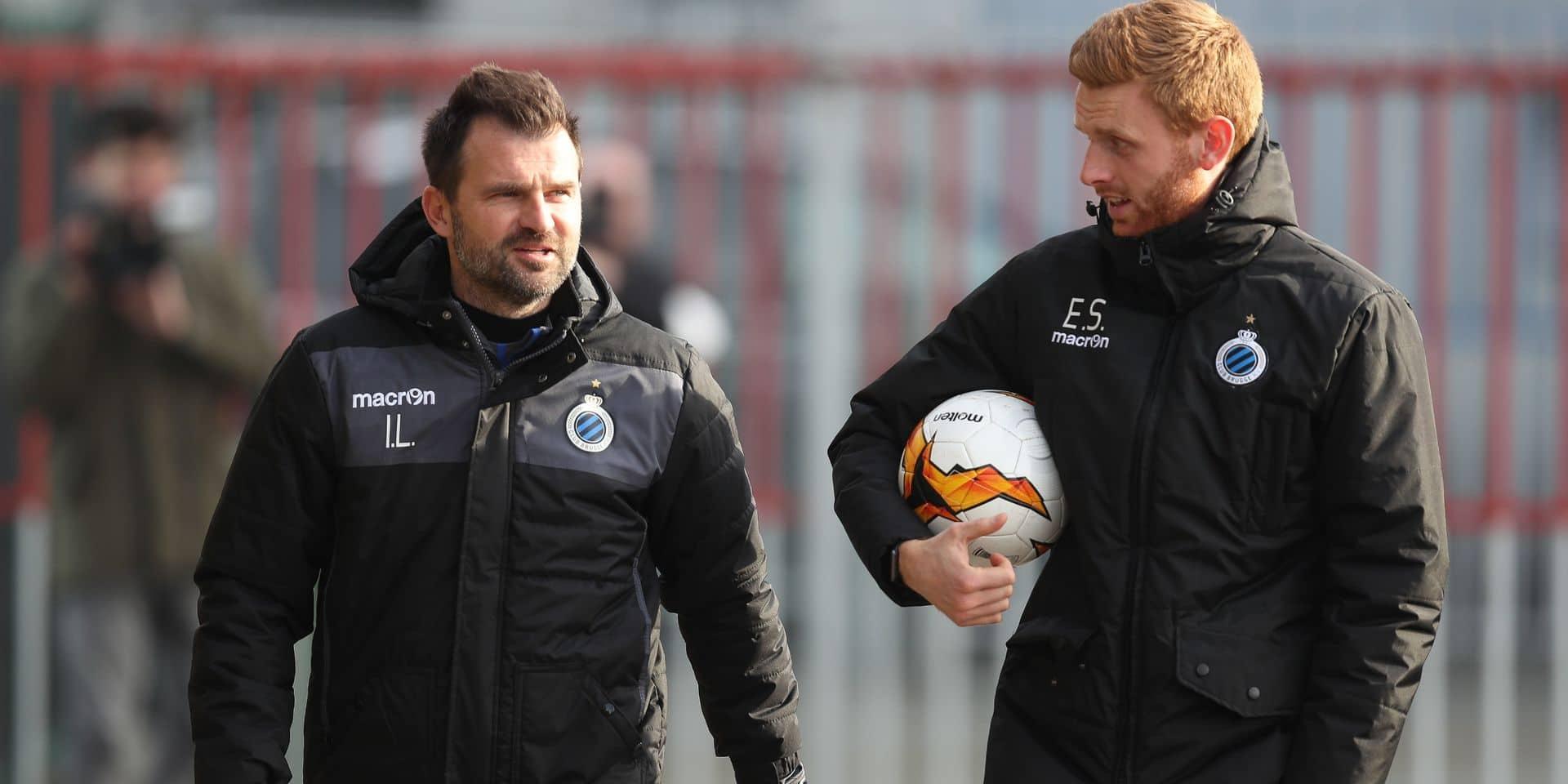 Edward Still est le nouvel entraîneur de Charleroi !