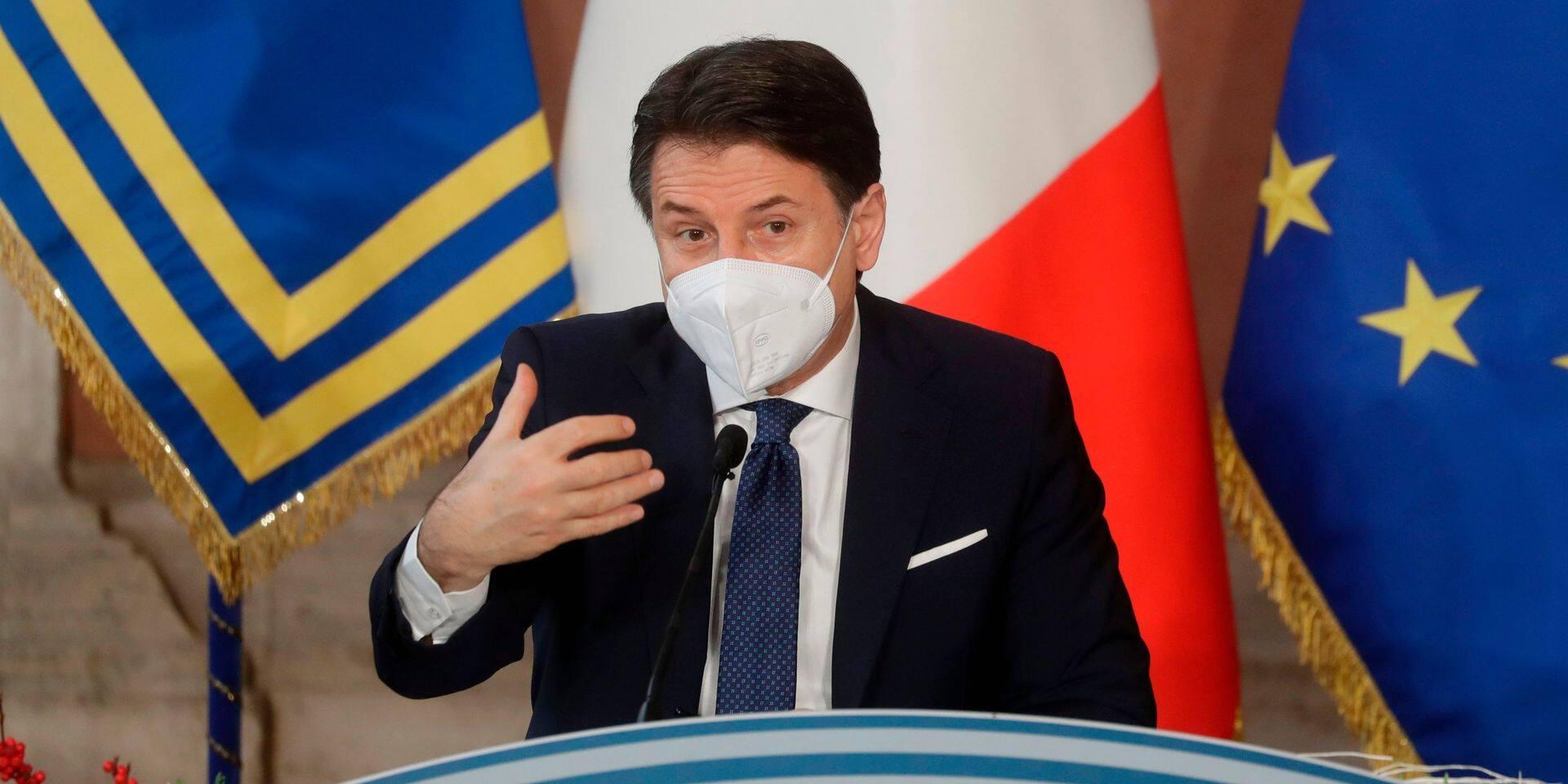 L'Italie en pleine crise politique après la démission de deux ministres