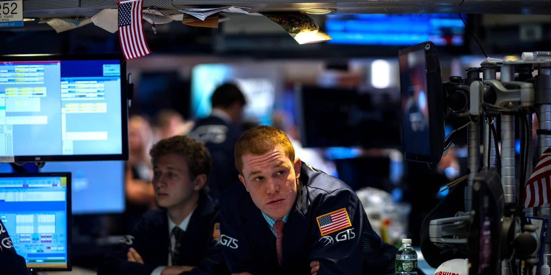 Wall Street ouvre en hausse malgré des résultats mitigés