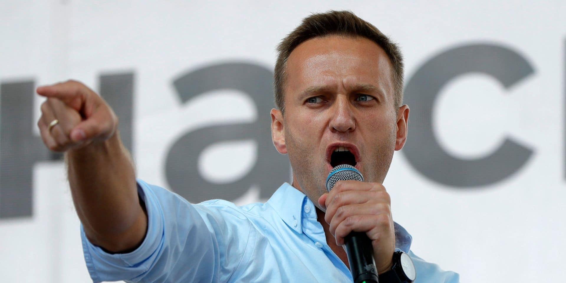L'opposant russe Navalny sera jugé ce mercredi pour diffamation
