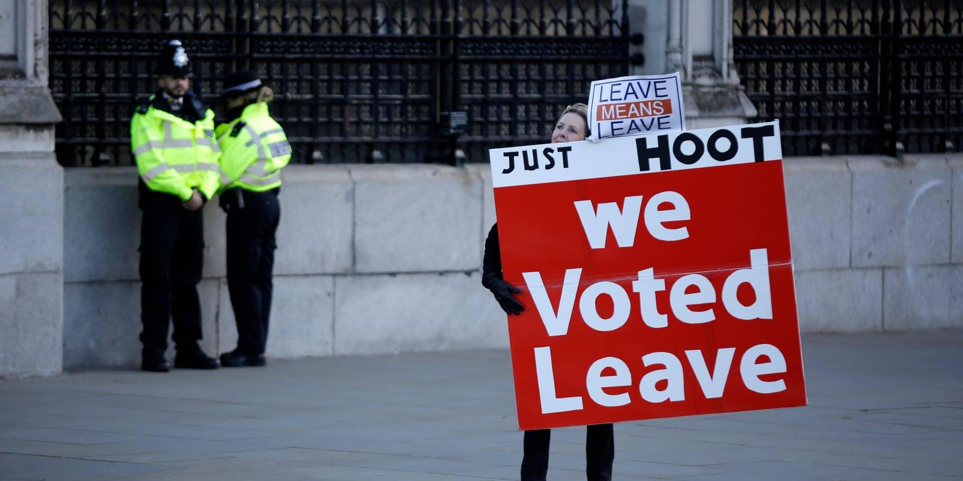 Les députés britanniques préparent la bataille interne du Brexit