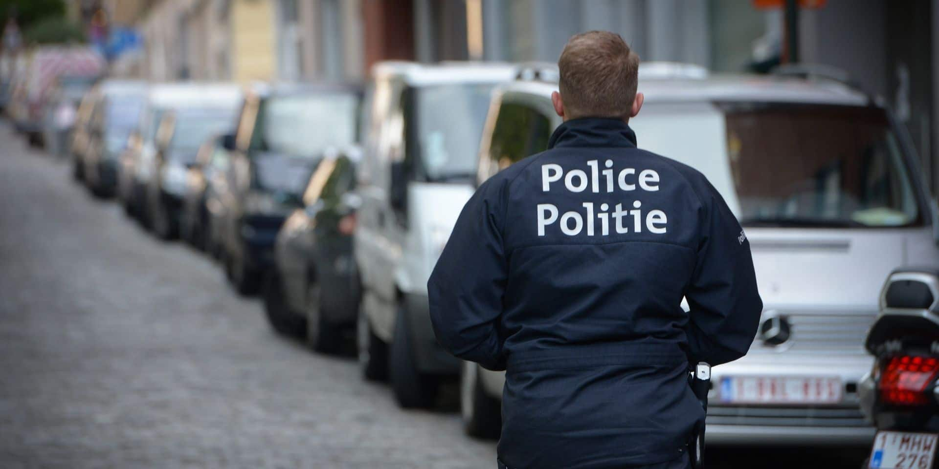 """Le mal-être de la police belge: """"Pas un jour ne passe sans que j'entende des termes du style 'nègre', 'bougnoule'"""""""