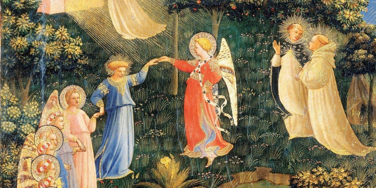 Une vie des saints, des saintes