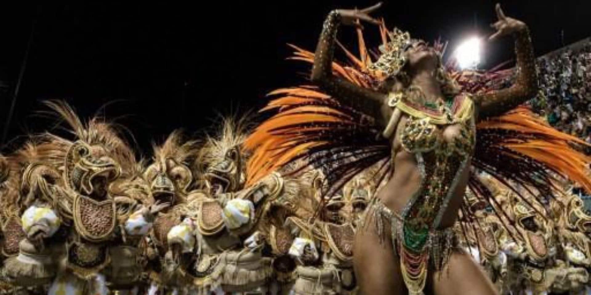 Rio annule ses célébrations de rue du carnaval 2021