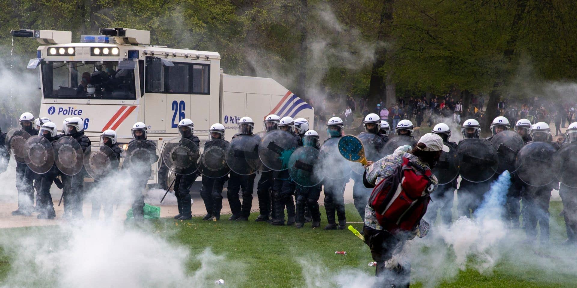 Un samedi sous haute tension à Bruxelles : 9 manifestations prévues, dont La Boum 3