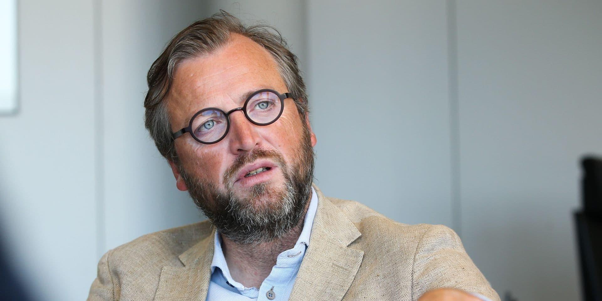 """Jean-Marc Meilleur, procureur du Roi démissionnaire de Bruxelles: """"C'était une fonction merveilleuse, mais j'avais envie d'autre chose"""""""