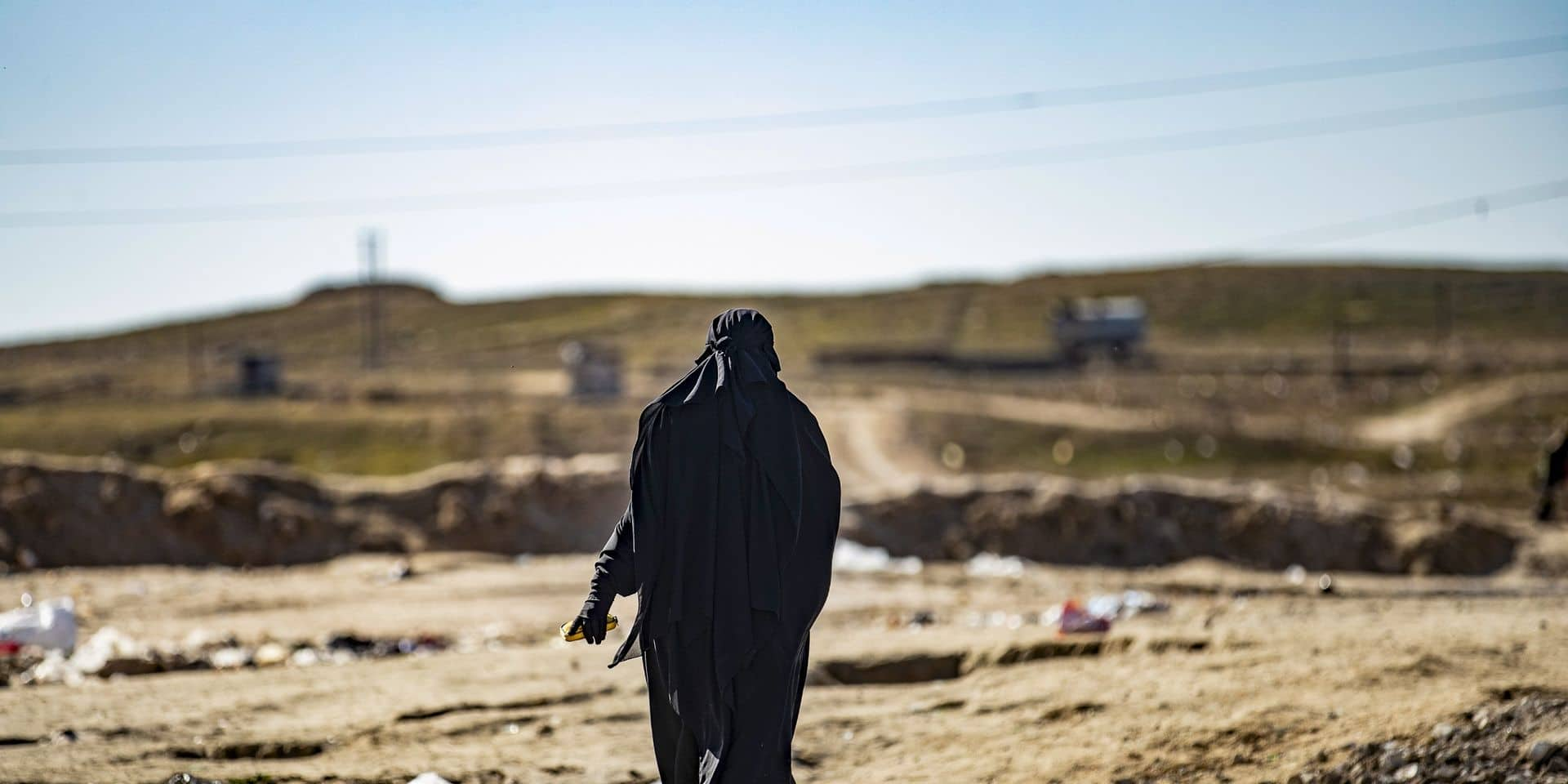 Belges en Syrie : une femme écope de cinq ans de prison et de la déchéance de sa nationalité