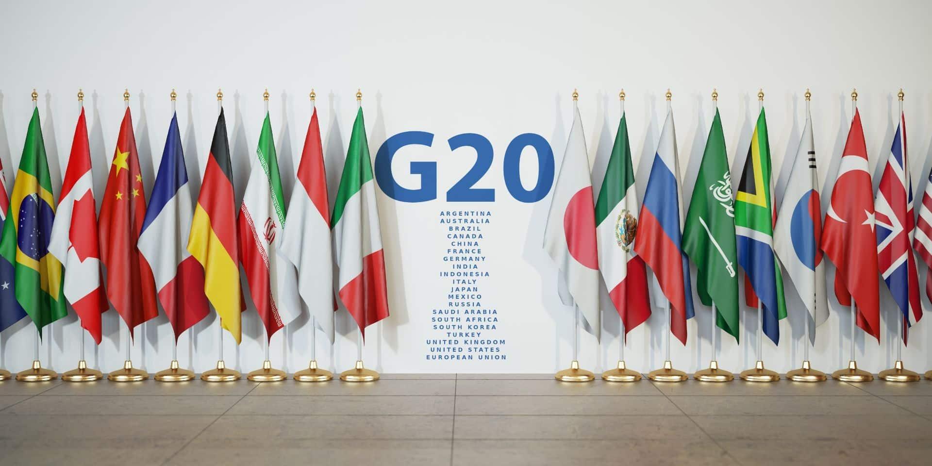 Coronavirus: sommet d'urgence du G20 jeudi par visioconférence
