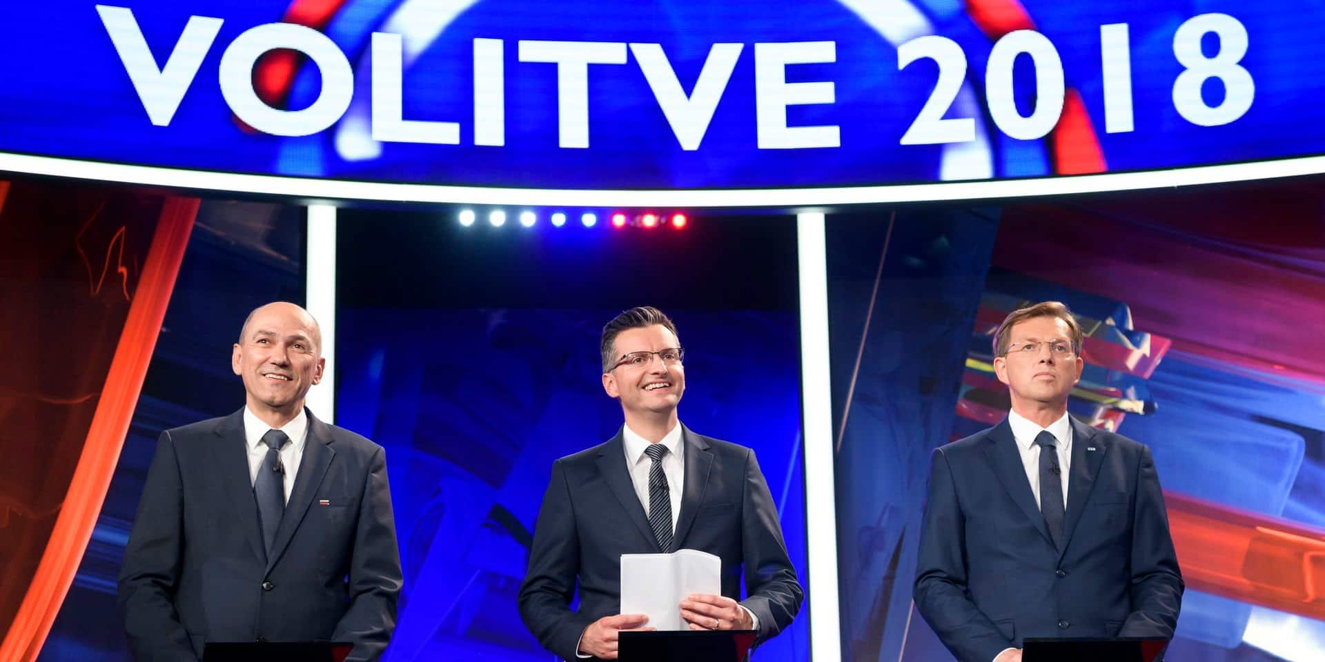 """La Slovénie, petit pays de la """"route des Balkans"""", élit son Parlement"""