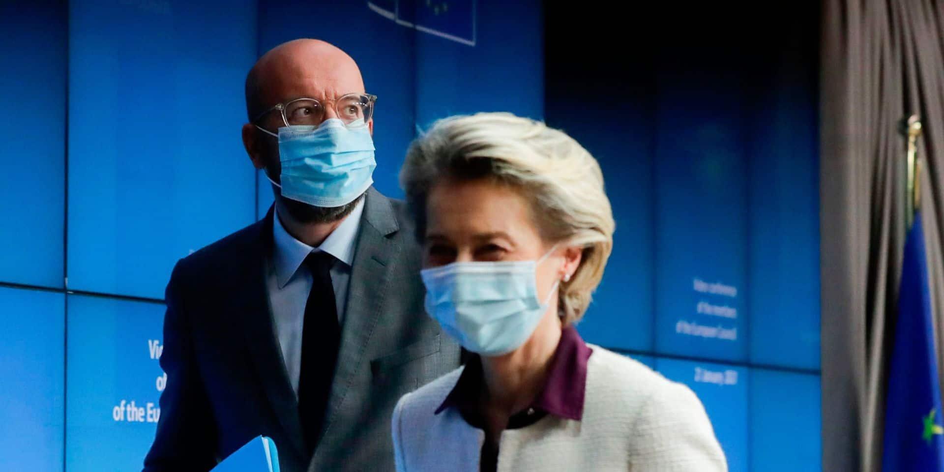 L'UE renforce sa pression sur AstraZeneca et veut publier le contrat de précommandes de vaccins