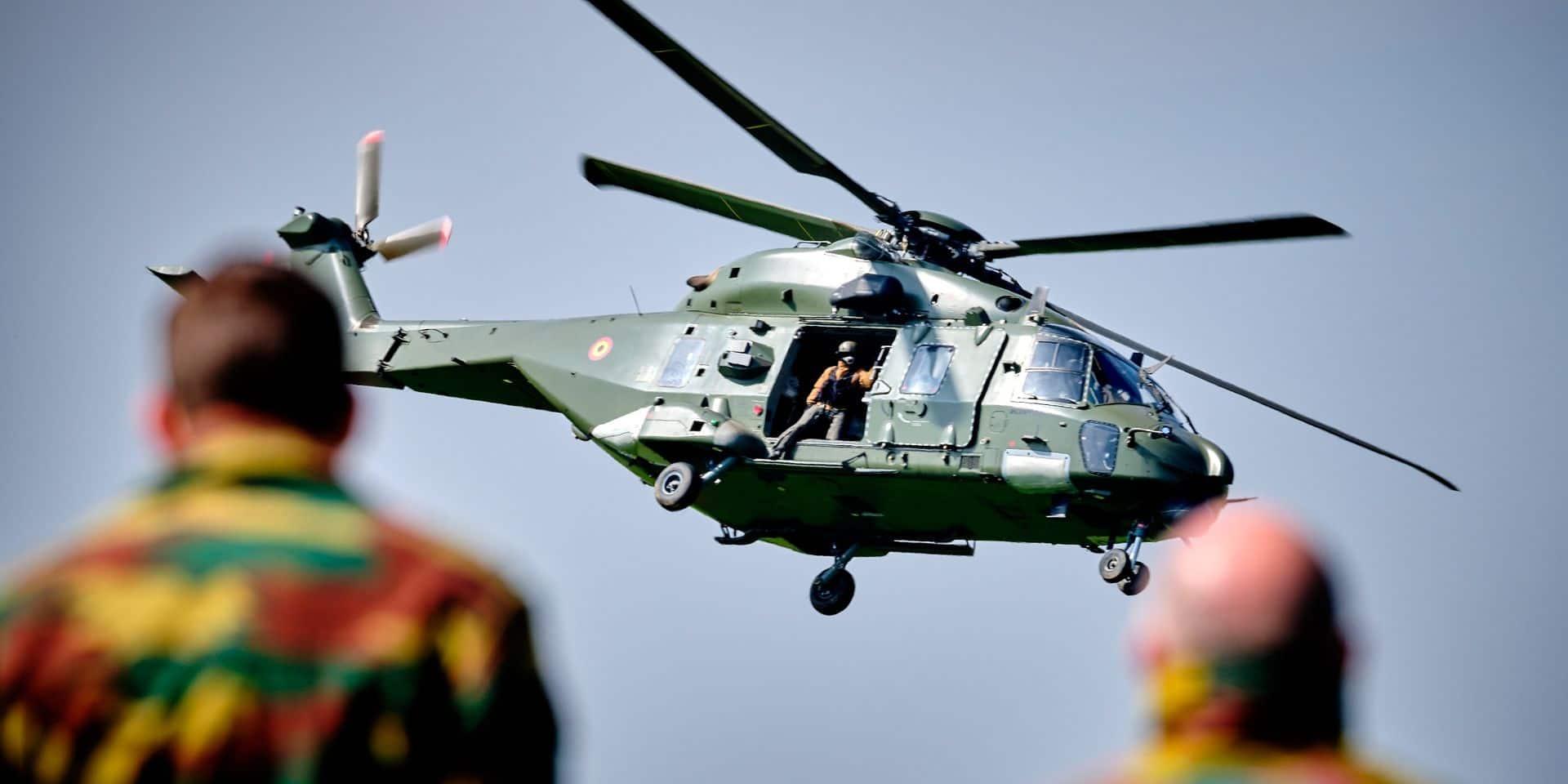 La nouvelle caserne militaire flamande devrait aller à Alost, St-Nicolas ou Aalter