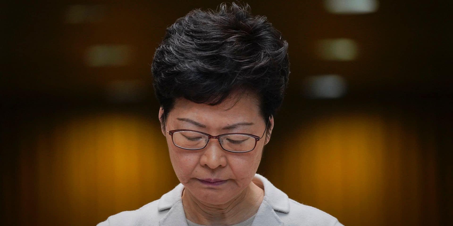 Édito: les autruches de Hong Kong