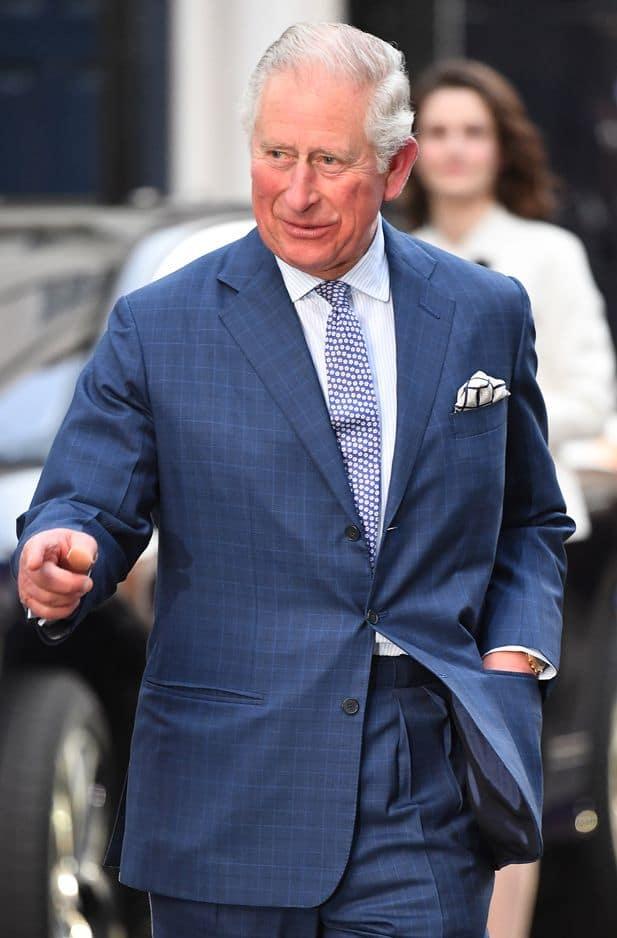 Au fil du temps, le prince Charles a réussi à vaincre sa timidité.
