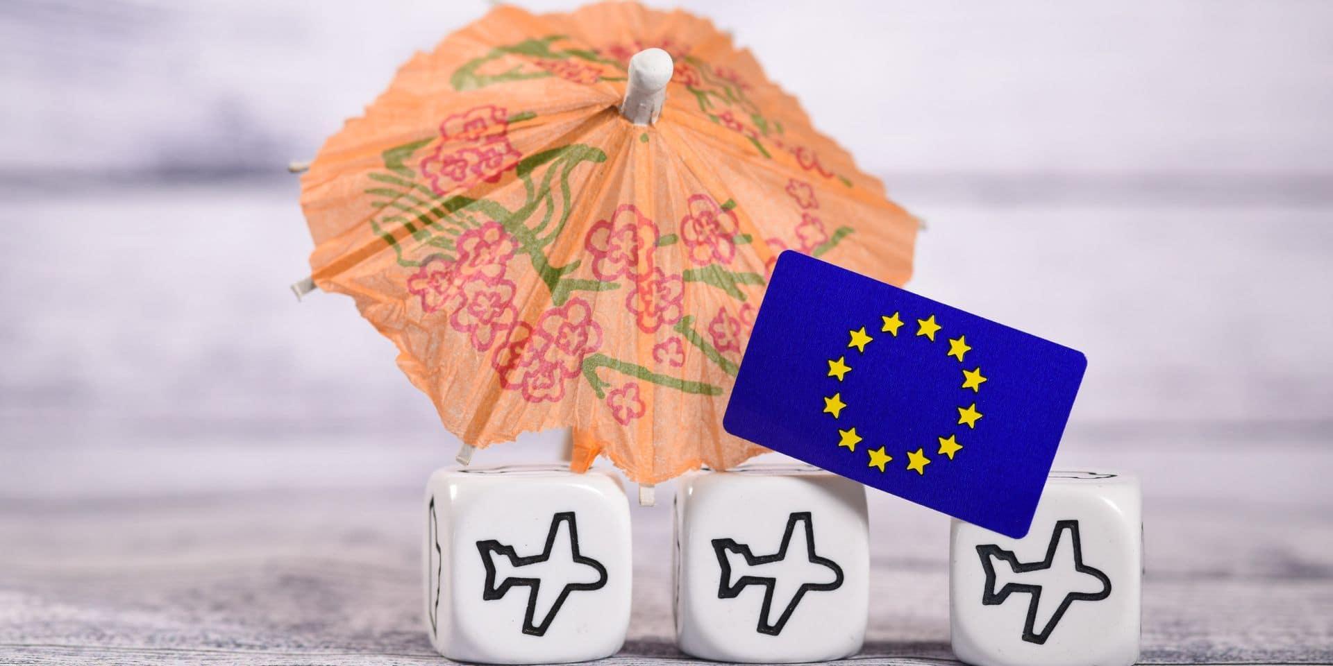 Certificat sanitaire européen: qu'en est-il pour les voyage(ur)s hors Europe?