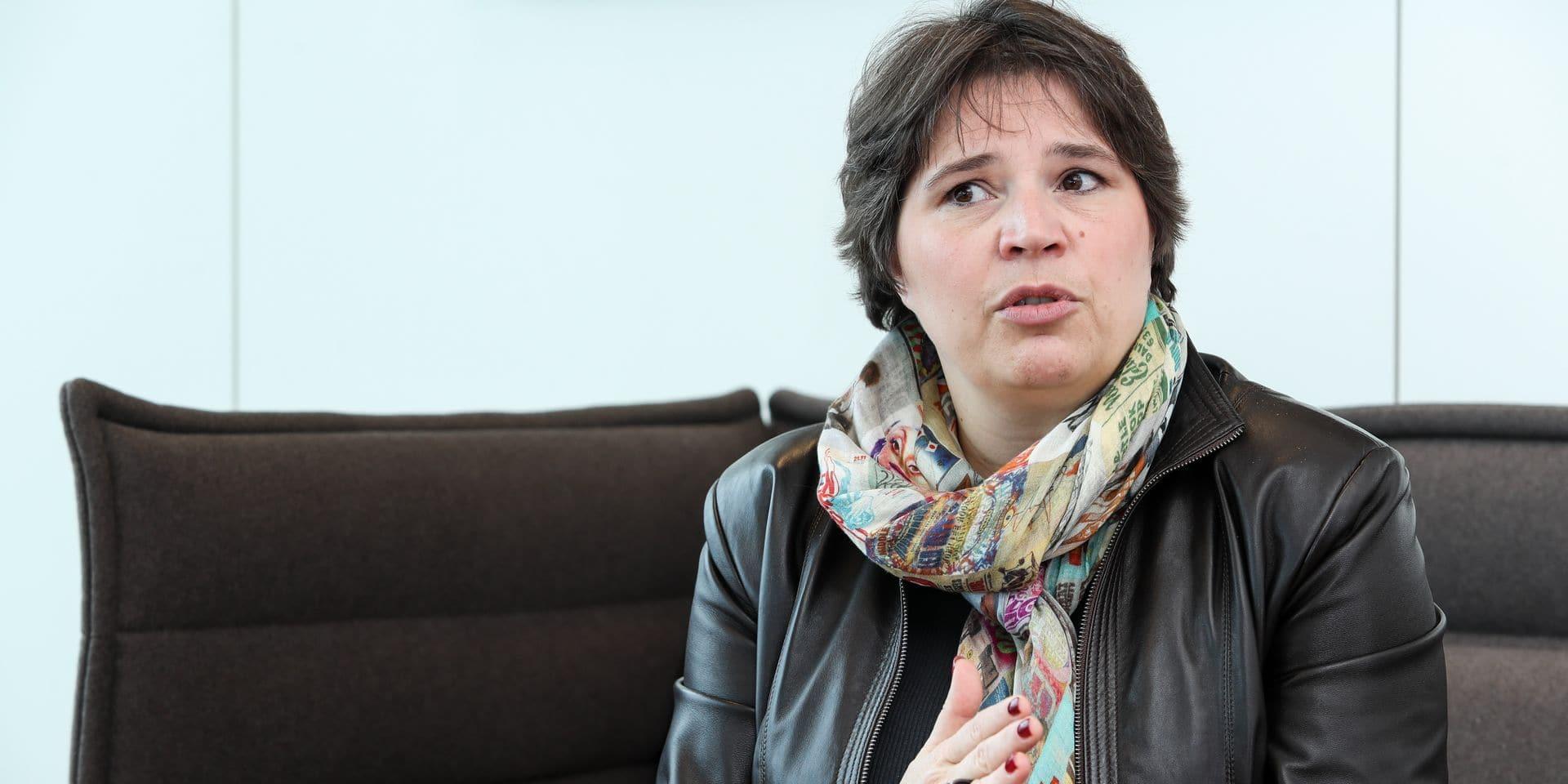 """Cécile Jodogne: """"Si je deviens la première femme sur notre liste régionale, je renonce à mon mandat d'échevine"""""""