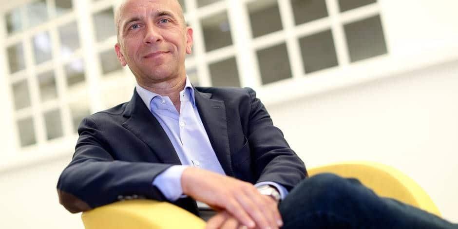 """Grégoire de Streel (co-fondateur de Skynet): """"Les banques ne proposent rien pour aider les entreprises"""""""