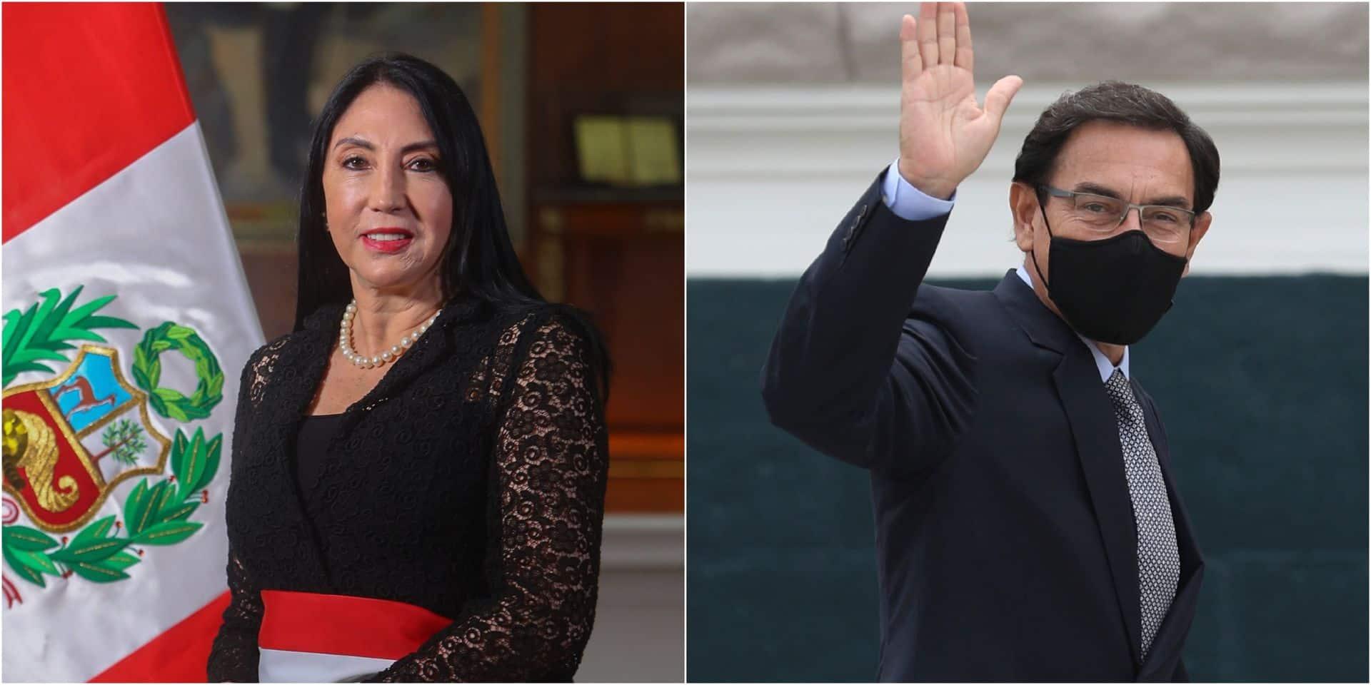 Scandale et démissions au Pérou après la tricherie de certains puissants pour accéder au vaccin