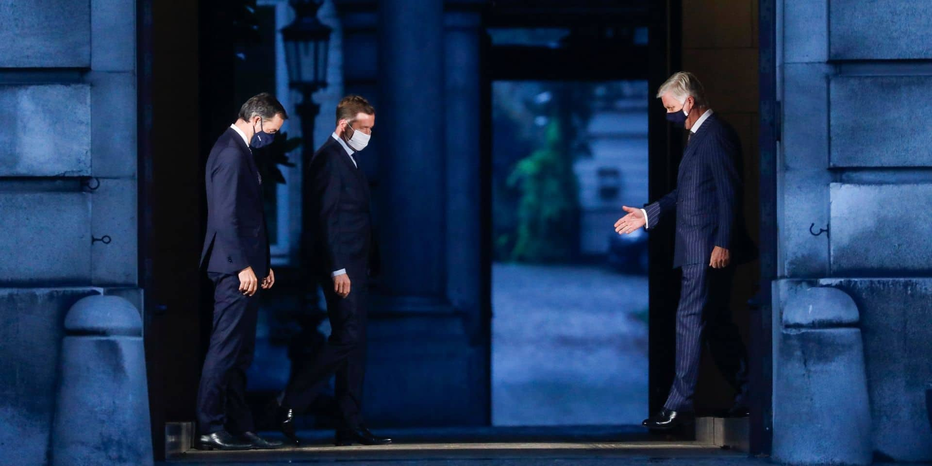 Quel rôle a joué le Roi dans la crise politique? Retour sur les 36 audiences royales depuis mai 2019