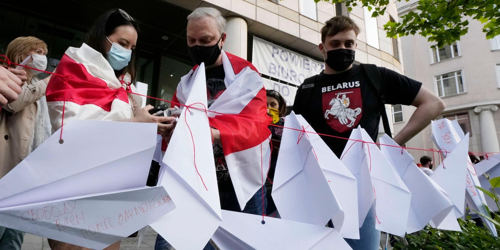 Entre arrestations et condamnations, la répression des opposants s'affole en Biélorussie
