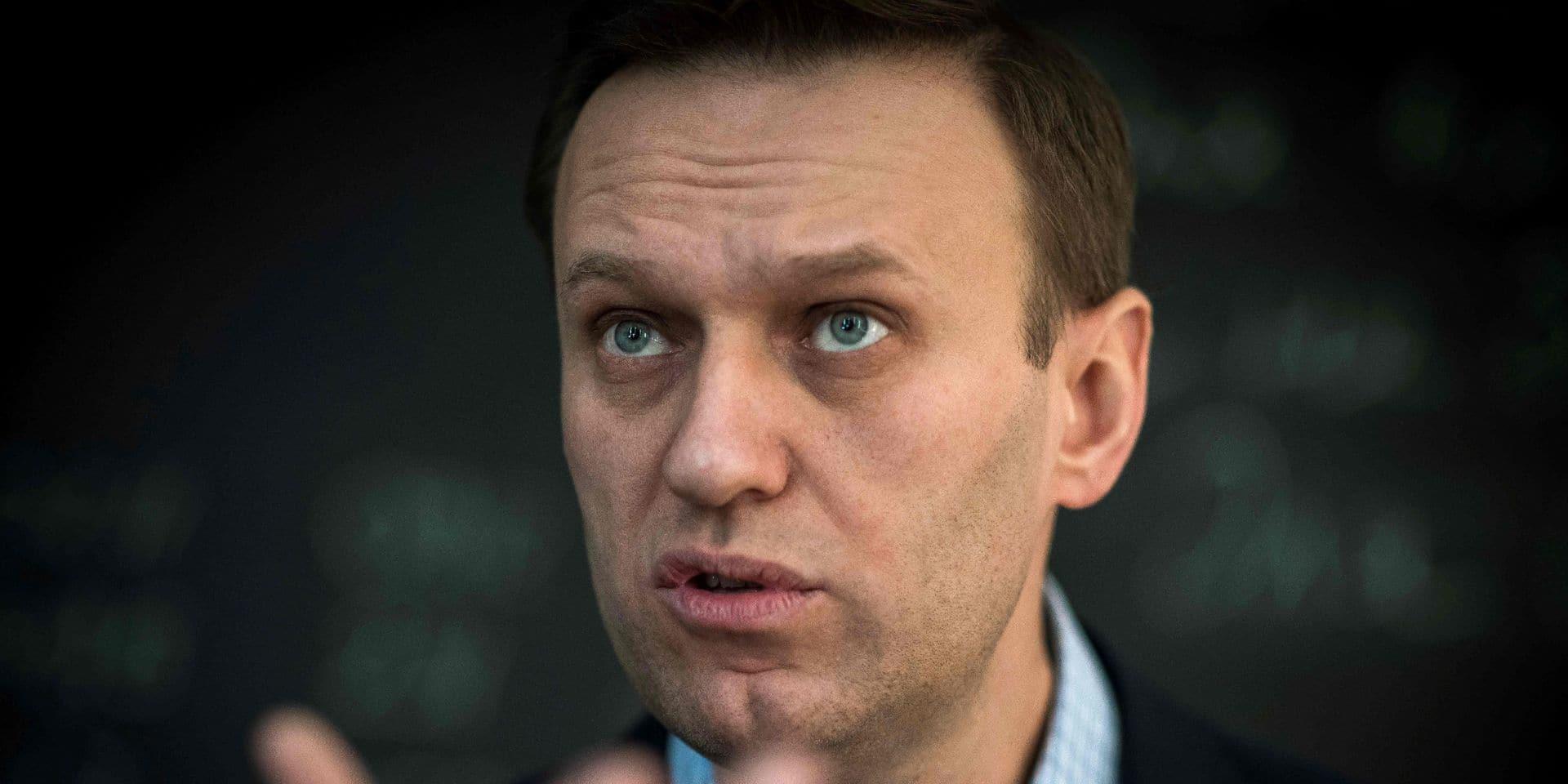 Un tribunal russe rejette la demande d'action en justice de l'équipe d'Alexeï Navalny
