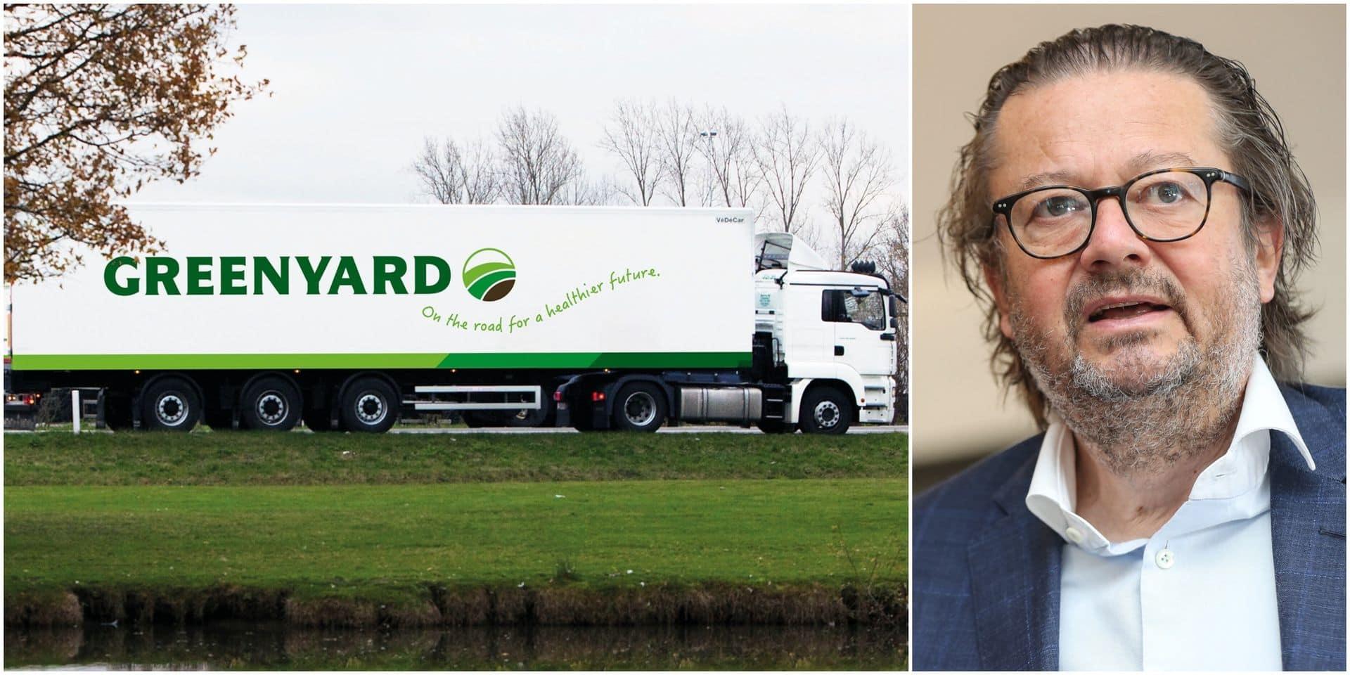 Marc Coucke investit près de 50 millions d'euros dans la société belge Greenyard qui bondit en Bourse