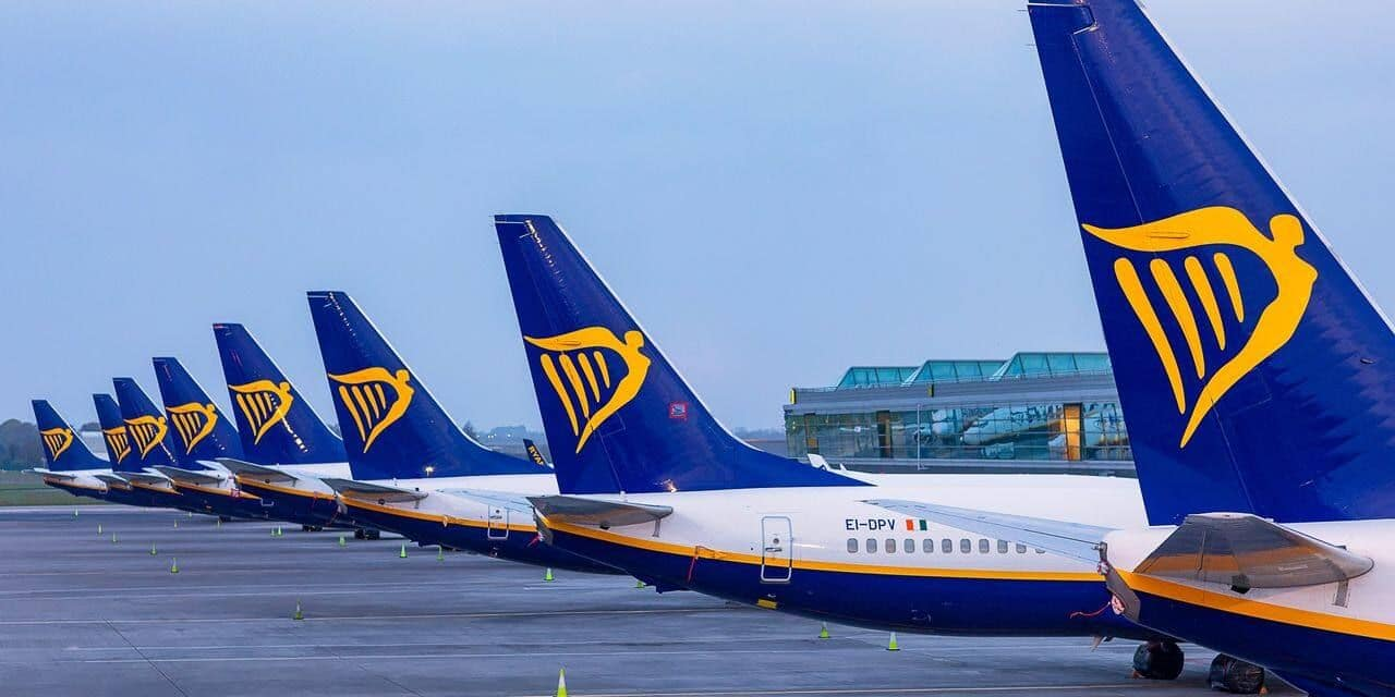 """La """"pire année"""" de l'histoire de Ryanair"""