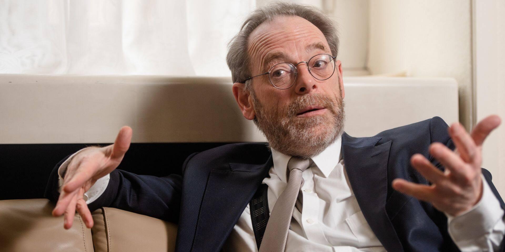 """Peter De Roover (N-VA): """"La Wallonie ne peut pas mener une politique de gauche sans en assumer les conséquences"""""""