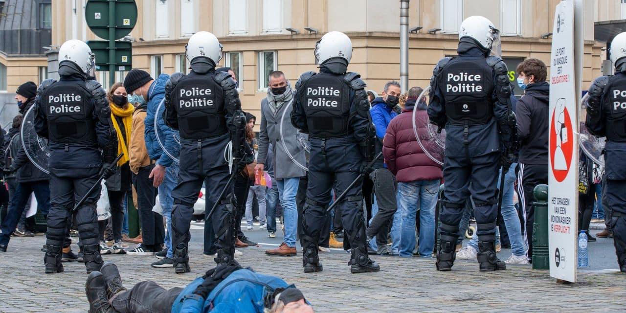 Manifestants pacifiques, situation sous contrôle: pourquoi avoir interdit la manifestation à Bruxelles ce dimanche ?