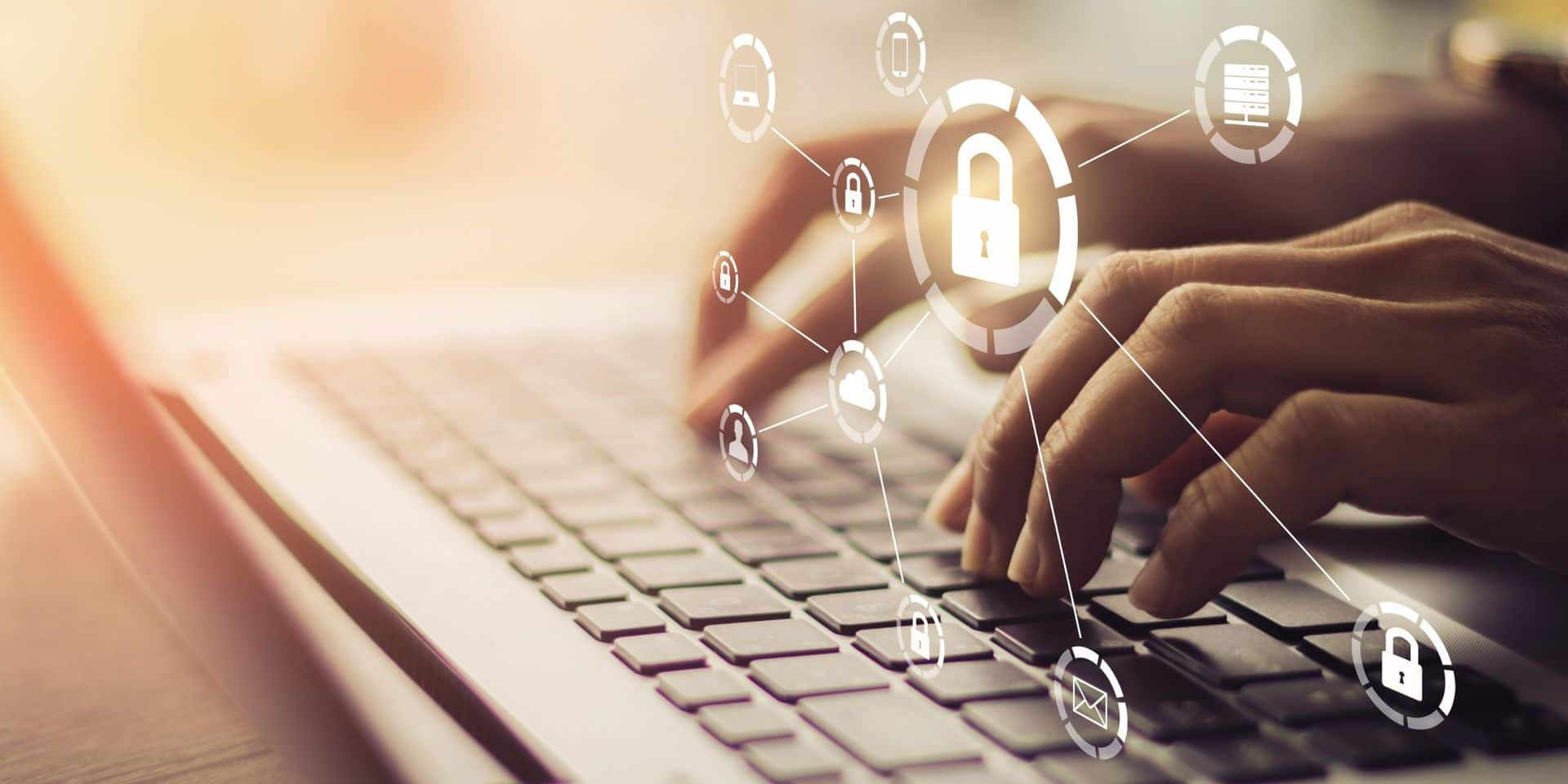 """La Belgique est la plus grande cible de cyberattaques"""