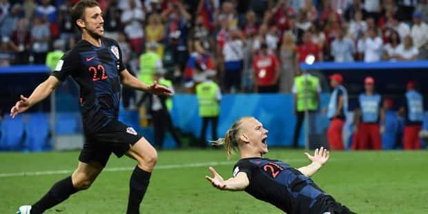 La Croatie élimine la Russie aux tirs au but (2-2, 3-4 aux tirs au but) - La Libre