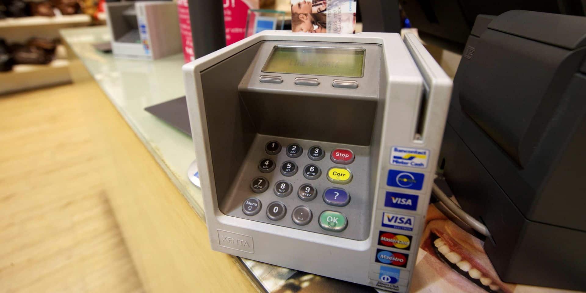 Plusieurs cartes de paiement seront inutilisables dans la nuit de dimanche à lundi