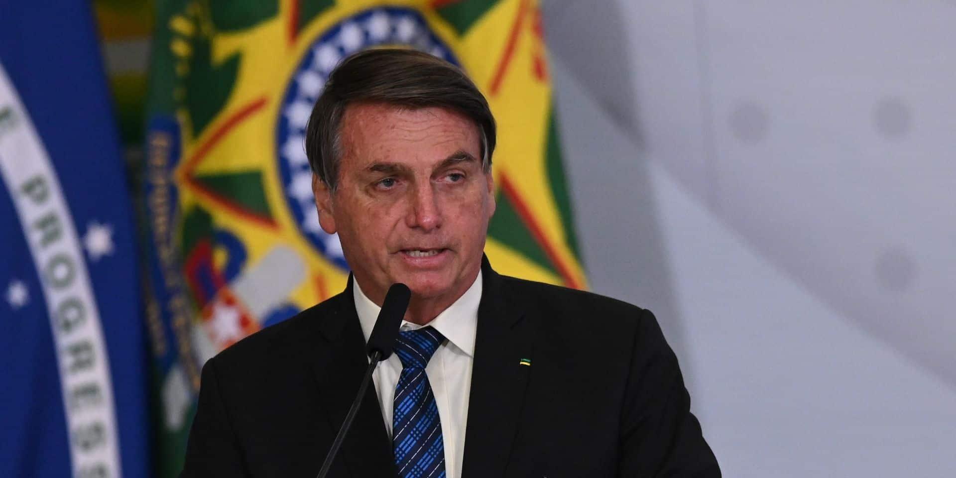 """Bolsonaro dénonce à l'ONU une """"brutale campagne de désinformation"""" sur l'Amazonie"""