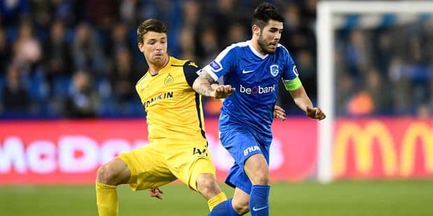 Genk contraint le Club Bruges au partage (1-1) - La Libre