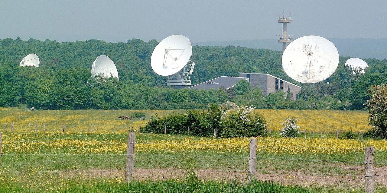 antennes satellite