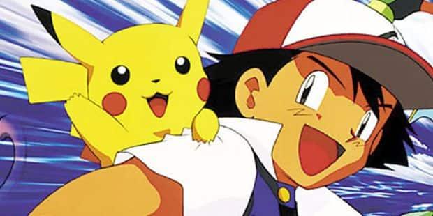 22 Ans Après Le Début Du Dessin Animé Pokémon Sacha A