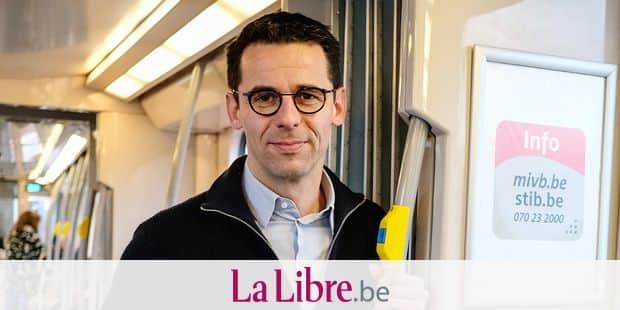 Jean-Marc Nollet Ecolo Interview Politique En Lien Avec La Campagne Electorale Portrait 14 Mars 2019