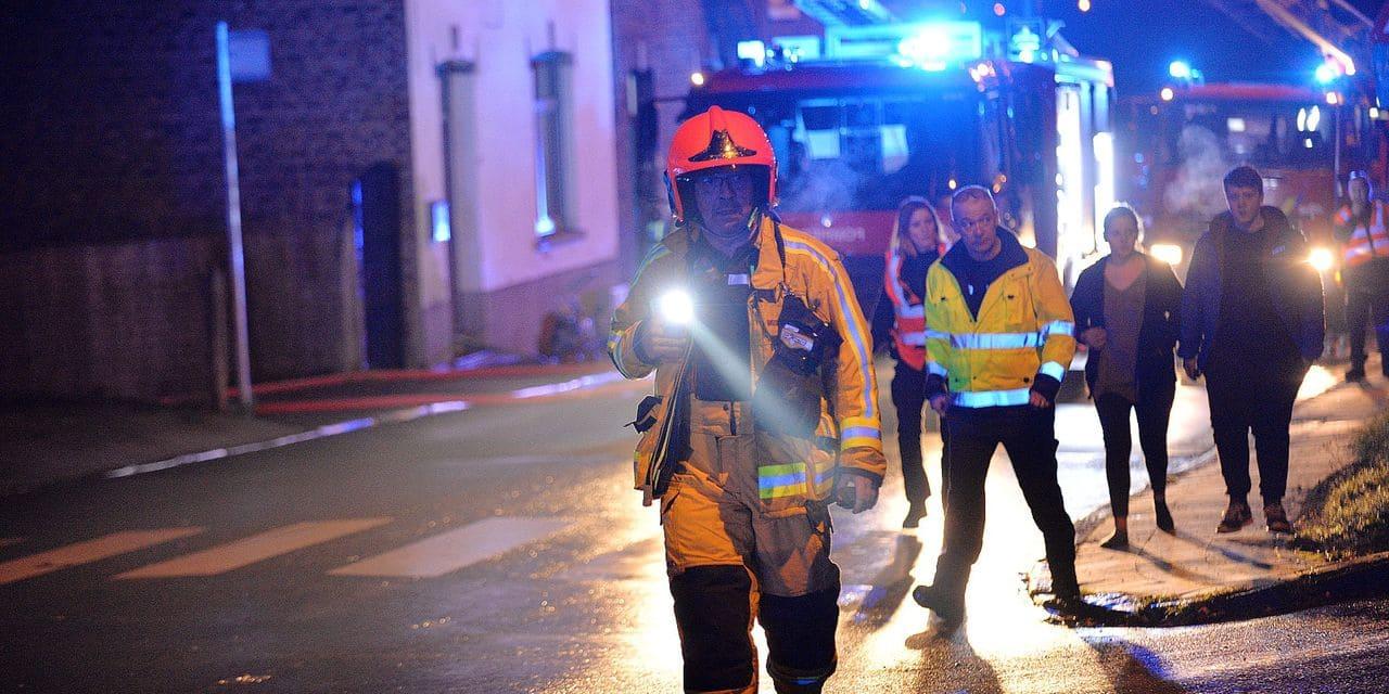 Incendies en cascade en province de Namur: en voici les raisons