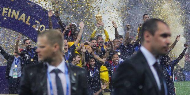 L'équipe de France a enfreint une règle avec la Coupe du monde - La Libre