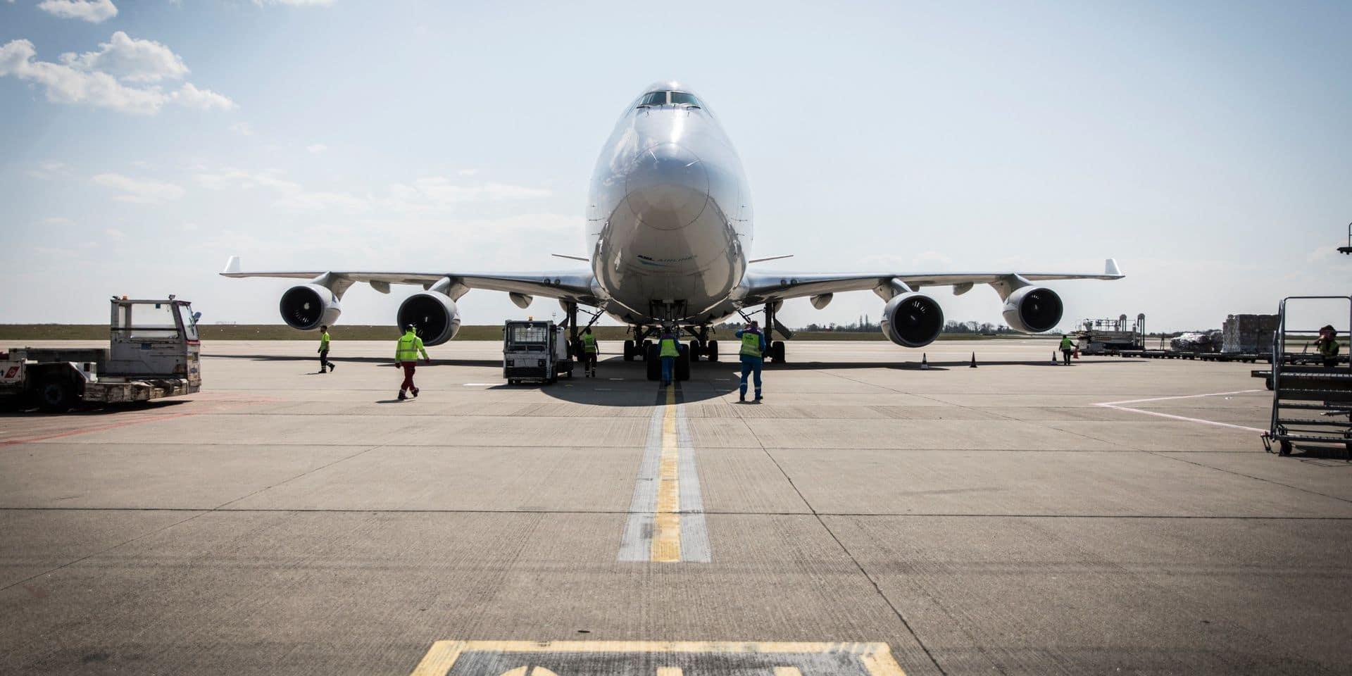 L'Union européenne interdit son espace aérien aux compagnies du Bélarus